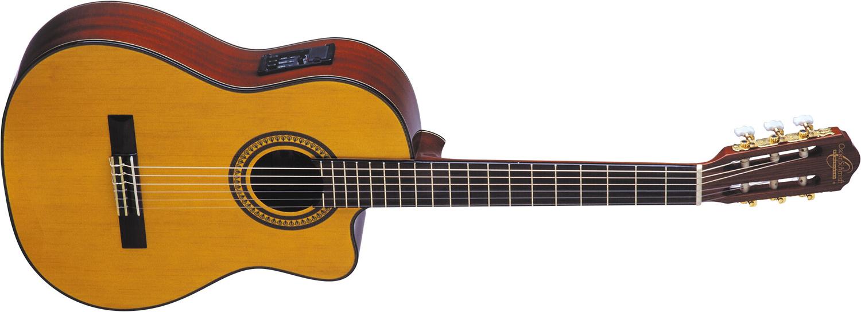 Oscar Schmidt light wood classical guitar