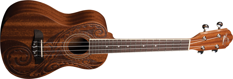 brown Oscar Schmidt ukulele