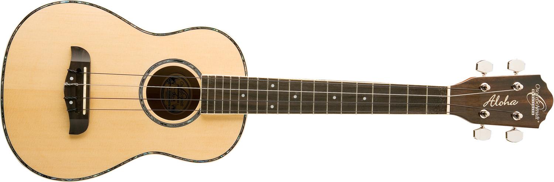Oscar Schmidt cream ukulele
