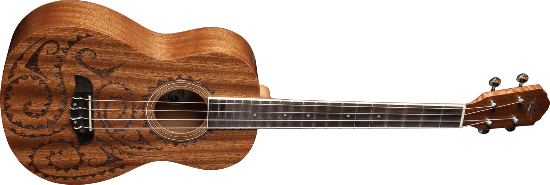 front view of Oscar Schmidt ukulele