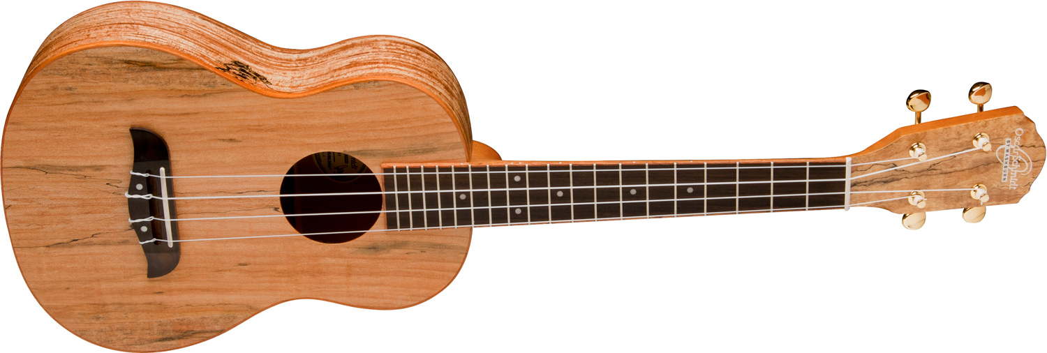 Oscar Schmidt light wood ukulele