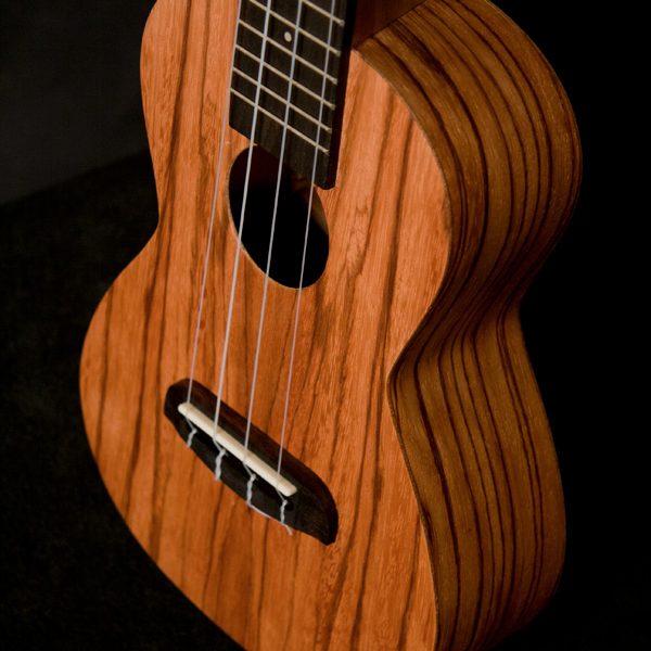 body of Oscar Schmidt ukulele